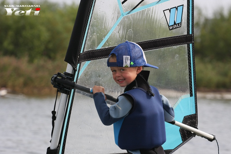 Windsurfingowy młodsi