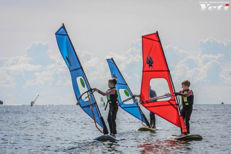 Windsurfingowy młodsi 2017