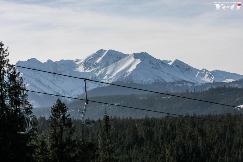 Przedświąteczny grudzień w górach