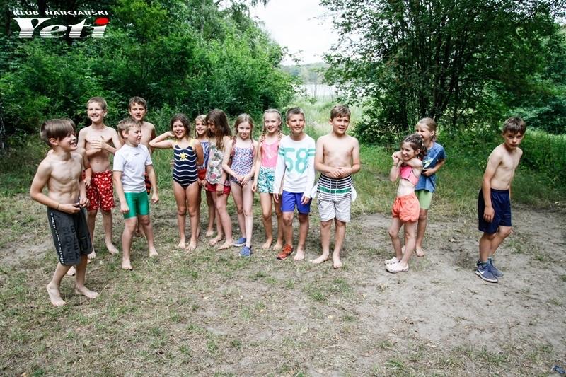 Obóz Rzewnica - informacje