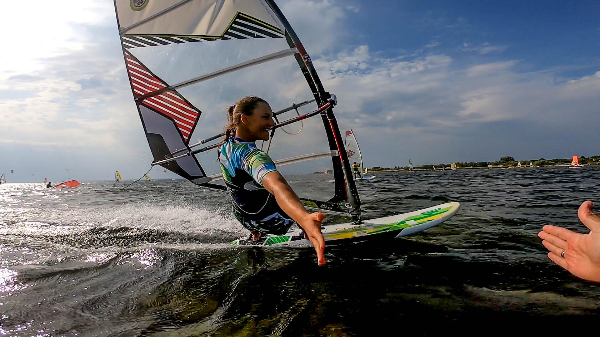 Obóz windsurfingowy (starsi)